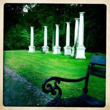 Jagdschloss der Fürsten Radziwill – heute