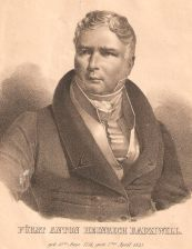 książę Antoni Henryk Radziwiłł