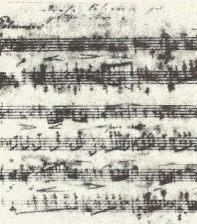 Zapis nutowy Fryderyka Chopina